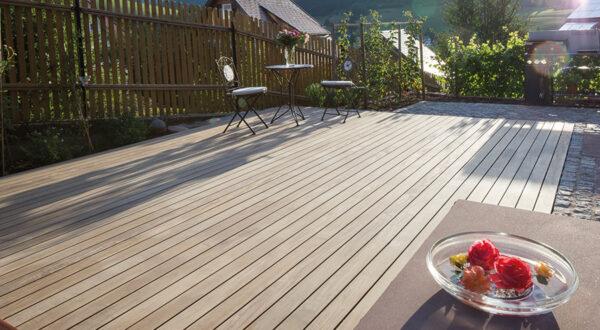 Quel prix pour une terrasse en bois ?