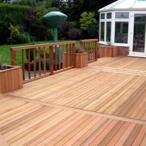 Prix D Une Terrasse En Bois Et De Son Installation Par Un
