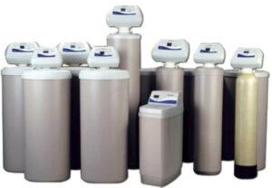 Il existe différents types d'adoucisseurs d'eau.