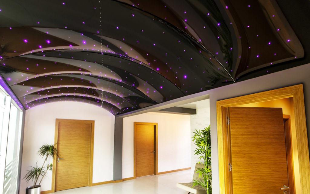 Plafond tendu acoustique prix